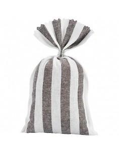 Striped lavender sachet