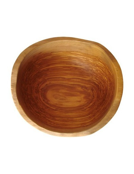 Saladier en bois d'olivier massif  n° 1 (pièce unique )