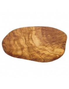 Planches de cuisine en bois d'olivier