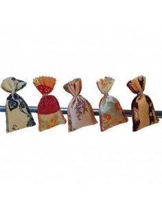 Mini-sachet de lavande avec aimant