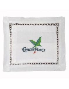Personalisiertes Lavendelsäckchen und Lavendelkissen mit Ihrem Namen, Logo und Bild