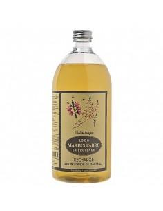 Refill Savon de Marseille liquid, Marius Fabre, 1000 ml