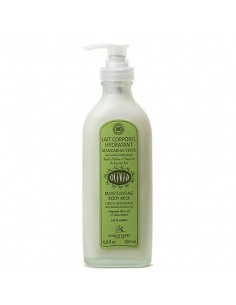 Olivia, Organic body lotion green Mandarin, Marius Fabre, dispenser 230 ml
