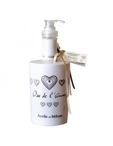 Flüssigseife, Que de l'Amour, Amélie et Mélanie, 300 ml