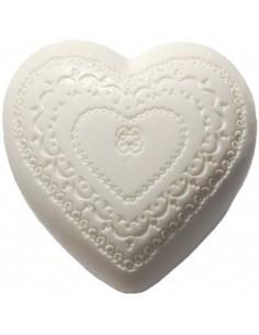 Savon cœur, Que de l'Amour, Amélie et Mélanie, 100 g