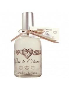 Brume d'oreiller, Que de l'Amour, Amélie et Mélanie, 100 ml
