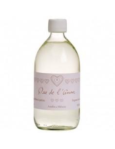 Recharge Bâtons à Parfum, Que de l'Amour, Amélie et Mélanie, 500 ml