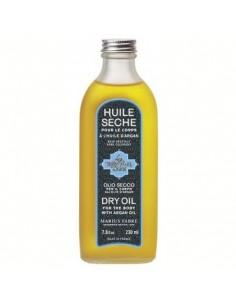 Trockenöl mit Arganöl für den Körper, Marius Fabre 1001 Bains, 230 ml