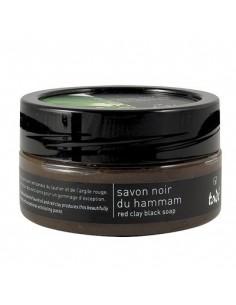 Savon Noir du Hammam, Argile rouge, Tadé, 140 g