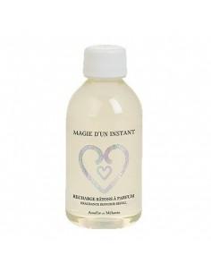 Refill Fragrance sticks, Magie d'un Instant, Amélie et Mélanie, 200 ml
