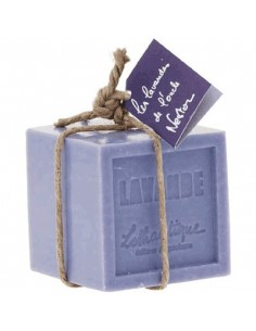 Würfelseife Lavendel, Lothantique, 300 g