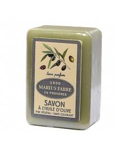 """Soap de Marseille solid, """"Herbier"""" Marius Fabre, 250 g (6 fragances)"""