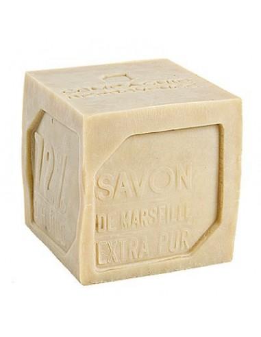 Savon de Marseille, Weiße Naturseife, Compagnie de Provence, 400 g