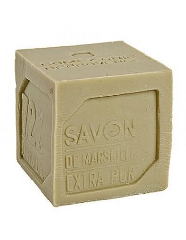 Savon de Marseille Cube vert, Compagnie de Provence, 400 g