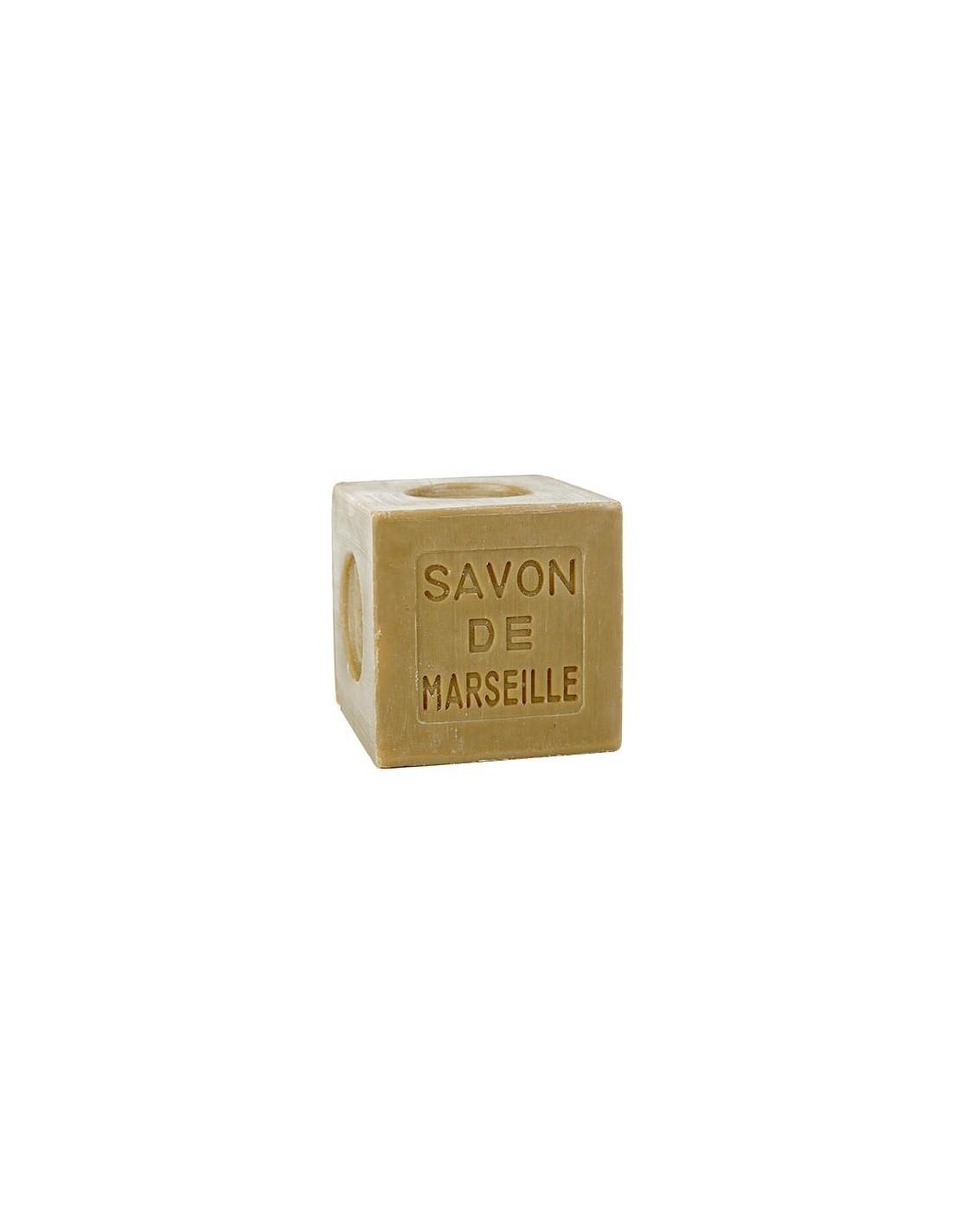 cube of savon de marseille nature marius fabre olive oil 400 g. Black Bedroom Furniture Sets. Home Design Ideas