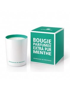 Scented candle, Extra Pur, Compagnie de Provence, 4 fragrances, 180 g