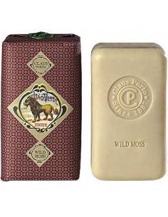 Soap, Fantasia, Claus Porto, Leao Verde, Wild Moss, 150 g