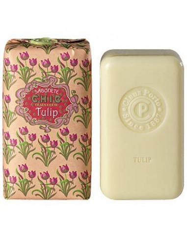 Seife, Fantasia, Claus Porto, Chic, Tulip (Tulpe), 150 g