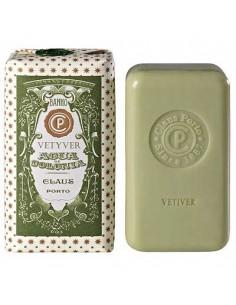 Savon, Classico, Claus Porto, Agua Colonia, Vetyver, 150 g