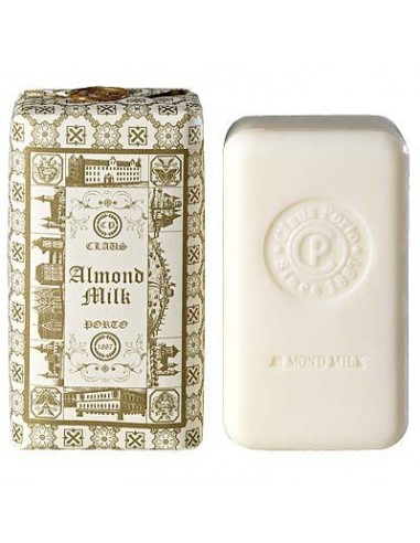Bar Soap, Classico, Claus Porto, Double, Almond Milk, 150 g