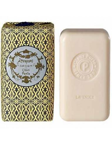 Bar Soap, Classico, Claus Porto, Lavendre, Lavender, 150 g