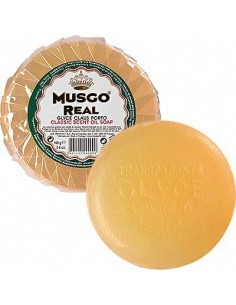 Glycerin Oil Soap, Classic, Musgo Real, 165 g