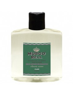 Shower Gel/Shampoo, Classic, Musgo Real, 250 ml