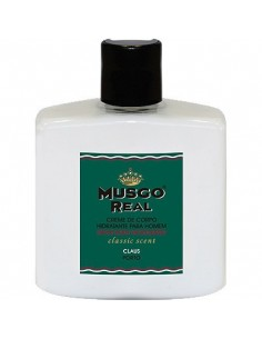 Body Cream, Classic, Musgo Real, 250 ml