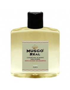 Shampoing Gel douche (Shower Gel/Shampoo), Lime Basil, Musgo Real, 250 ml