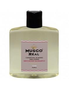 Shampoing Gel douche (Shower Gel/Shampoo), Oak Moss, Musgo Real, 250 ml