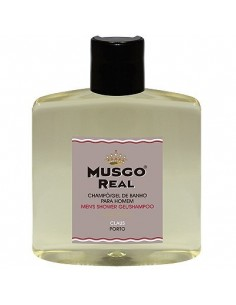 Shower Gel/Shampoo, Oak Moss, Musgo Real, 250 ml