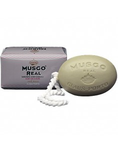 Duschseife mit Kordel, Soap on a Rope, Oak Moss Musgo Real, 190 g