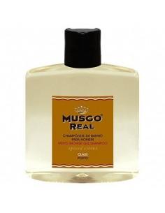 Shower Gel/Shampoo, Spiced Citrus, Musgo Real, 250 ml