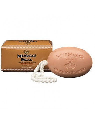 Duschseife mit Kordel, Soap on a Rope, Spiced Citrus, Musgo Real, 190 g
