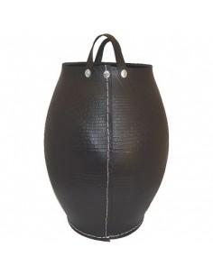 Wäschekorb oder Regenschirmständer aus recycelten Reifen, in 7 Größen erhältlich, Tadé