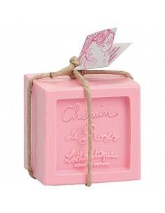 Rose Soap Cube,Chemin de roses, Lothantique, 300 g