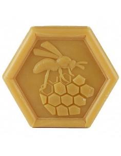 Honey Soap - Beeswax Honey Soap, 100 g