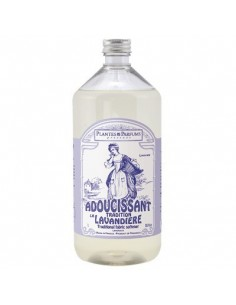 Traditional liquid softener, La Lavandière, Lavender, 1 l