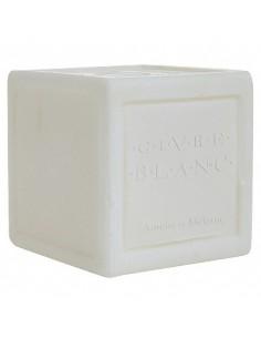 Savon cube, Givre Blanc, Amélie et Mélanie, 100 g