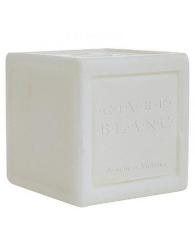 Soap Cube, Givre Blanc, Amélie et Mélanie, 100 g