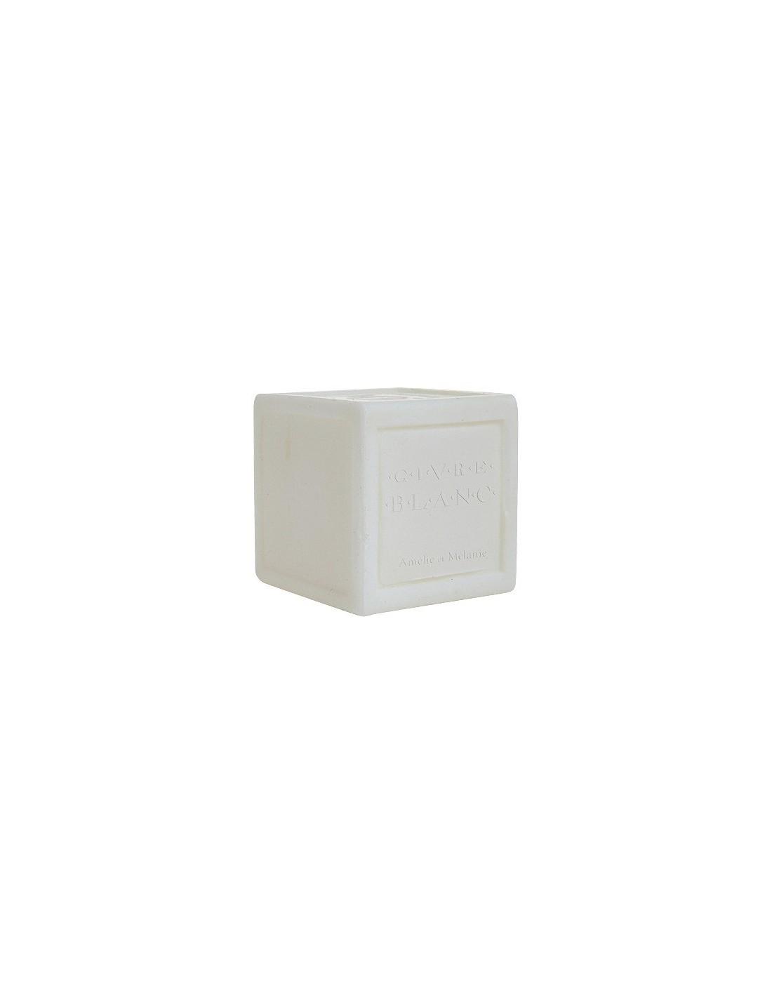 soap cube givre blanc am lie et m lanie 100 g. Black Bedroom Furniture Sets. Home Design Ideas