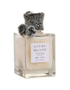 Mineral Bath Salt, Givre Blanc, Amélie et Mélanie, 500 g