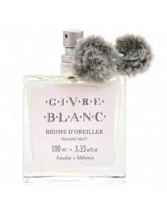 Brume d'oreiller, Givre Blanc, Amélie et Mélanie, 100 ml