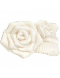 Rose soap, Le Jardin d'Amélie, Amélie et Mélanie, 75 g