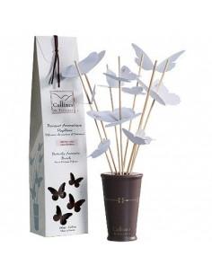 Aromastrauß mit Schmetterlingen, Collines de Provence, Bambus-Lotus, 100 ml