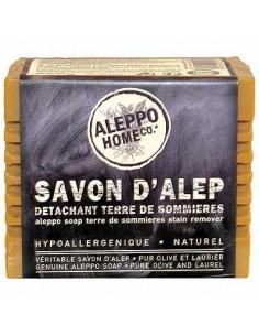 Aleppo Seife, Fleckenentferner mit Sommières-Erde, Aleppo Home Co, Tadé, 250 g