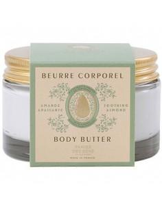 Body butter, Panier des Sens, Almond, 200 ml