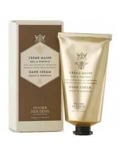 Crème Mains, Panier des Sens, Miel, 75 ml