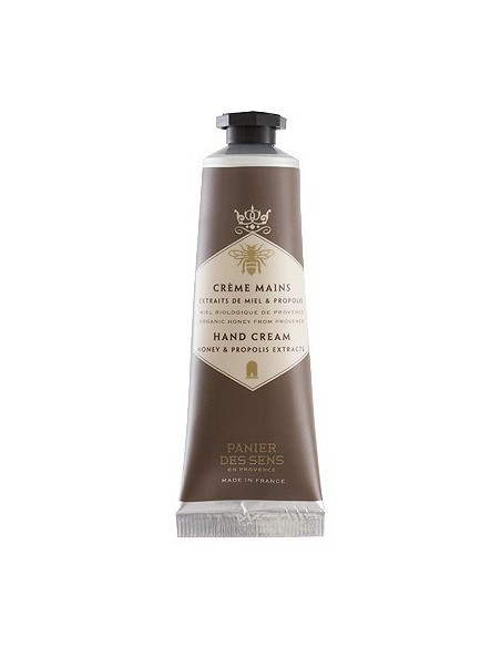 hand cream panier des sens organic honey 30 ml. Black Bedroom Furniture Sets. Home Design Ideas