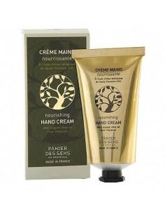 Crème Mains, Panier des Sens, Olive, 75 ml